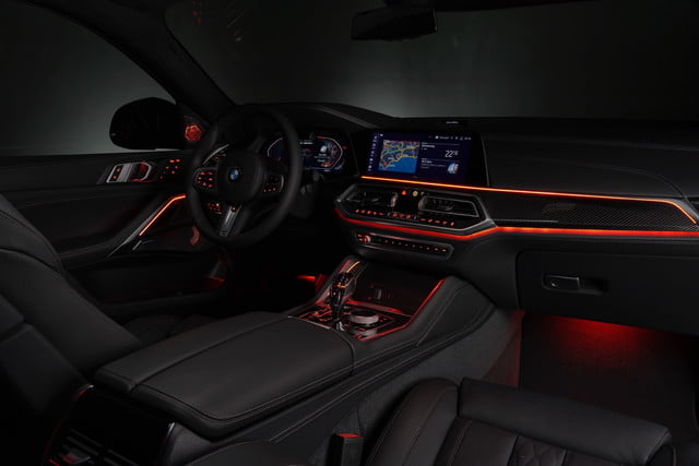 2020 bmw x6 suv coupe