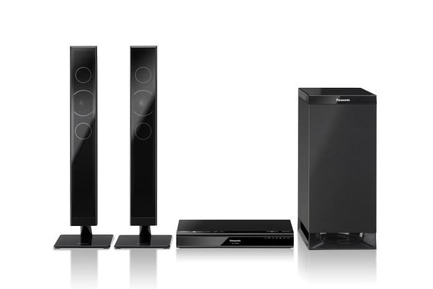 Panasonic SC HTB250 review home theater system
