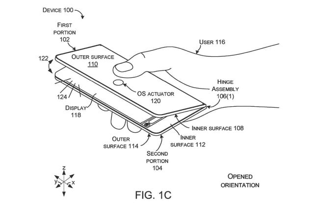 microsoft patent hints at surface foldable multi function button 3