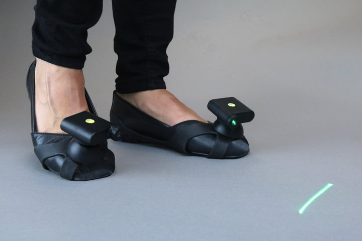 parkinsons laser shoes path finder closed shoe