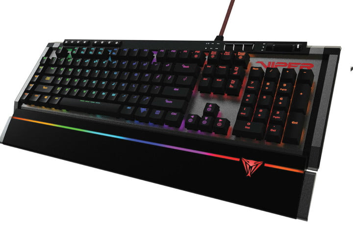 patriot introduce gaming mice keyboards and headsets at ces 2017 v770
