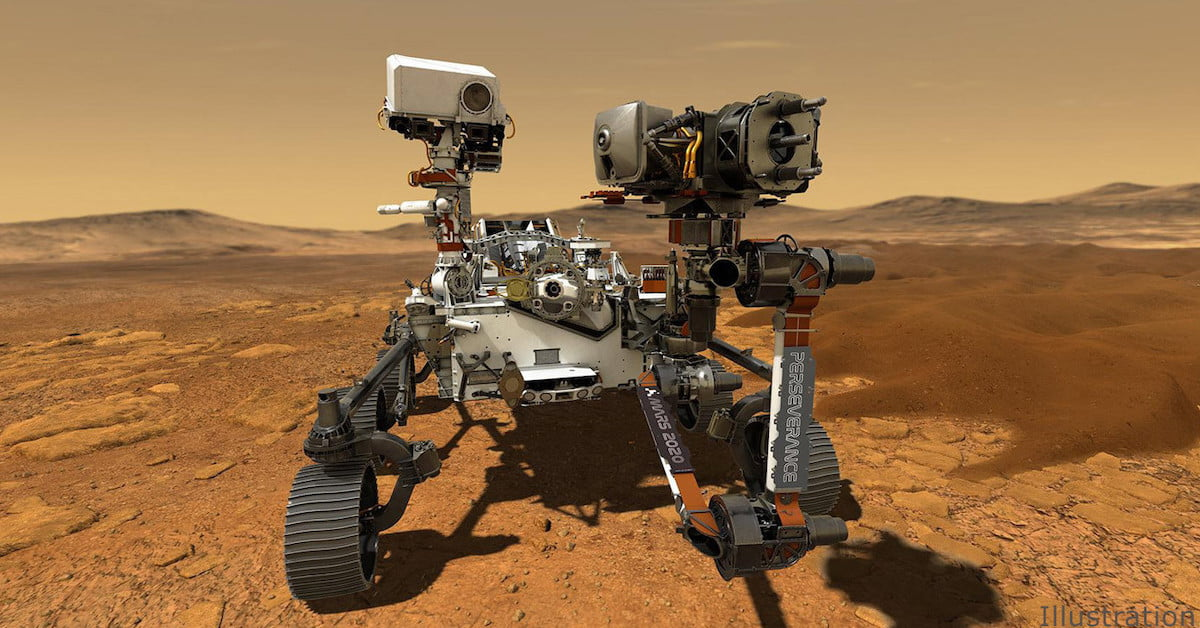 Watch NASA's handy overview of its ambitious Mars 2020 rover mission