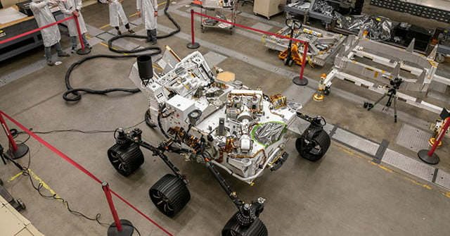 NASA's Perseverance rover reaches halfway point on epic journey to Mars