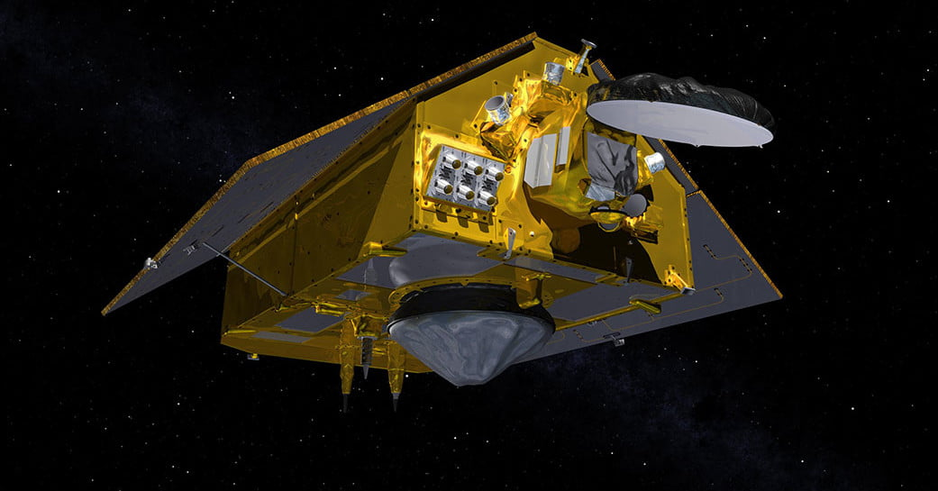 NASA and ESA's new sea level satellite sends back its first readings
