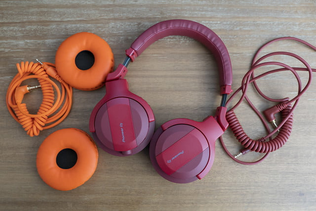 pioneer dj hdj cue1bt r headphones review 6