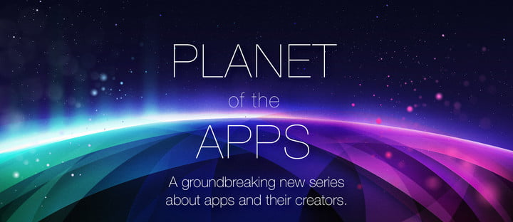 apple planet of the apps casting