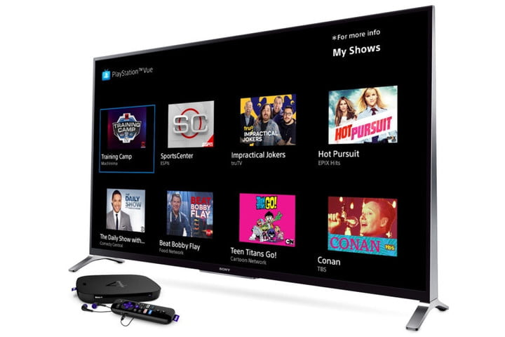 playstation vue comes to roku