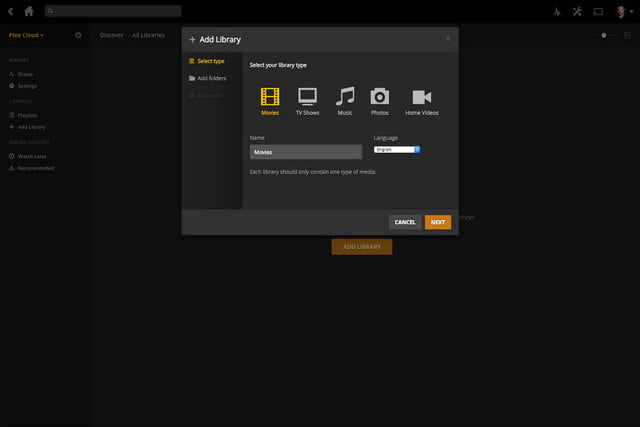 Plex Cloud Hands On