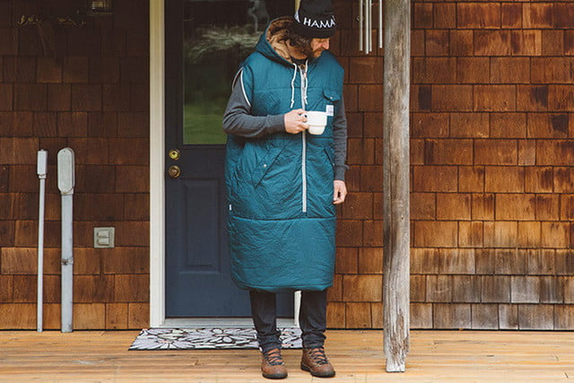 best gadgets and gear for winter camping poler the napsack  140