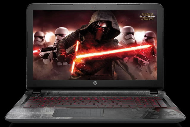 hp star wars laptop this isn t for scruffy looking nerf herders
