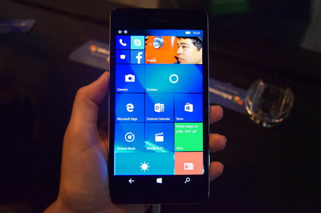 microsoft lumia 950 and 950xl hands on review