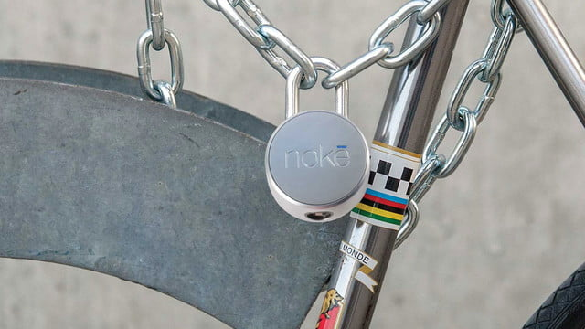noke bluetooth padlock hands on reviews