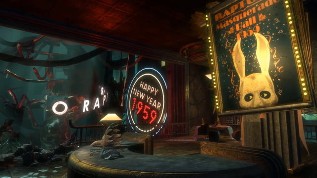 bioshock the collection remaster reveal revisit rapture and columbia in