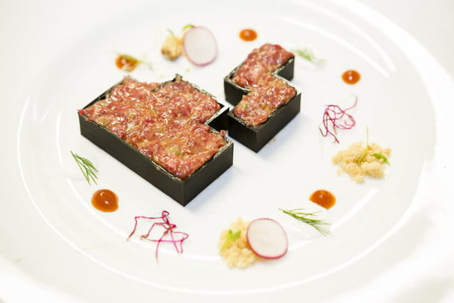 food ink 3d printing is a restaurant where everything printed