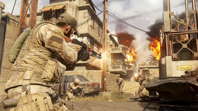 call of duty modern warfare remastered interview