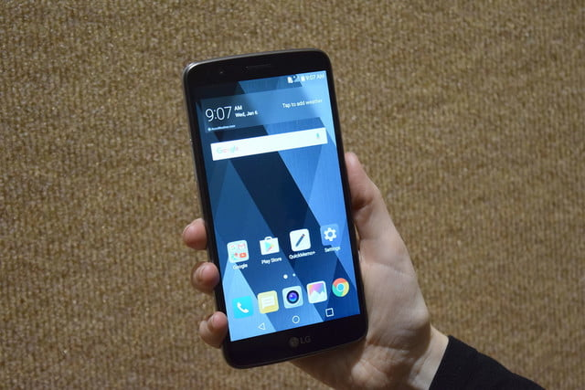 lg stylo 3 first take ces 2017 don t be boring  s pop out pen ups the fun