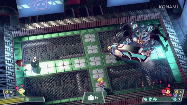 super bomberman r nintendo switch our first take  impressions
