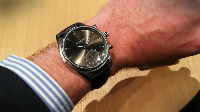 kronaby hybrid smartwatch first impressions review series