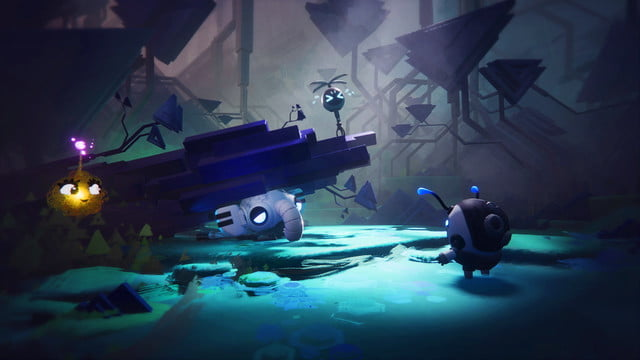 dreams preview  is both a game and huge incredible creation tool
