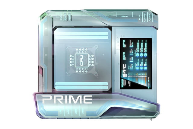 your atx motherboard is ancient the modular asus prime utopia future board2