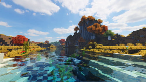 The Best Minecraft Shaders And How To Install Them Digital Trends
