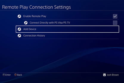 Use any controller on ps4 remote play