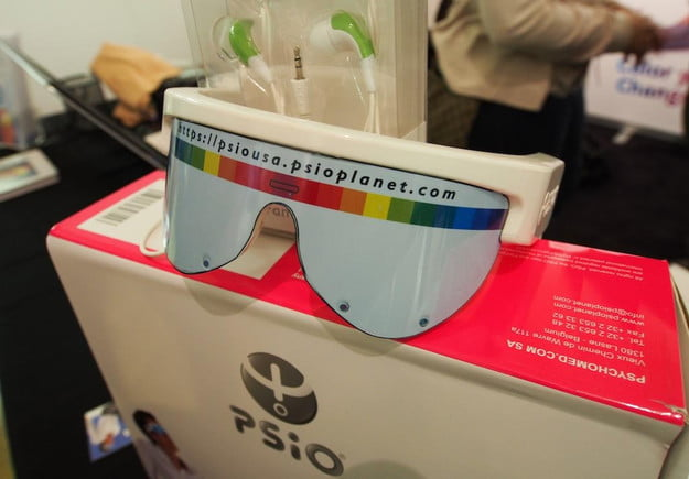 PSiO mind booster therapy glasses