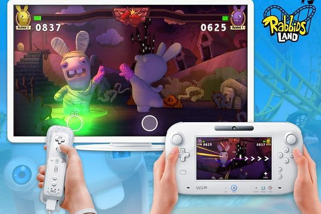 rabbids land review