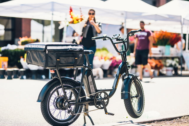 versatile radrunner electric utility bike can carry a passenger or cargo 05