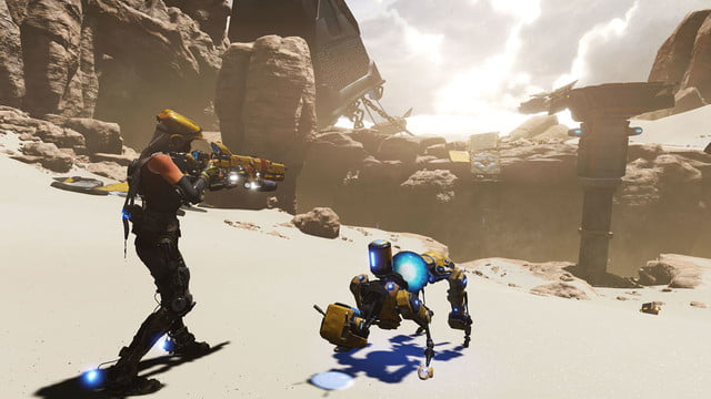 recore hands on inquisitive mack