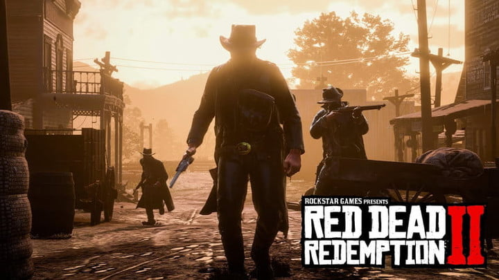 red dead redemption appears on xbox one