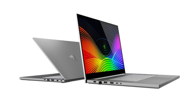 the razer blade studio is a desktop replacement workstation youll actually want rev2 front back to back1 scene combo 48