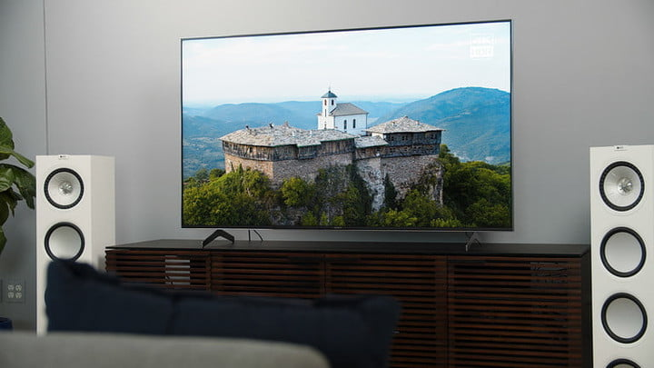 Sony X900H HDR TV