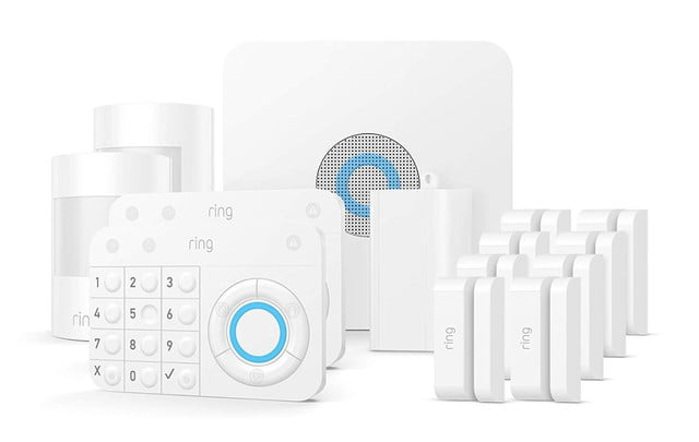 ring simplisafe security systems amazon deals alarm 14 piece kit