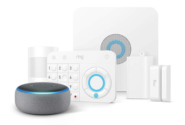 amazon easter deals echo dot ring videodoorbells fire tablets alarm 5 piece kit  3rd gen 750x500