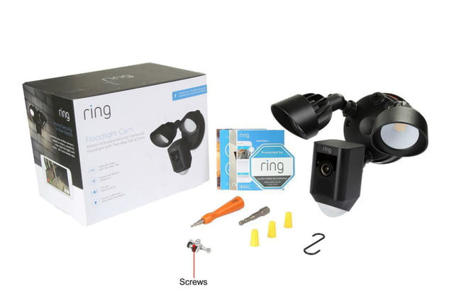 ring floodlight cam outdoor security camera newegg deal 6