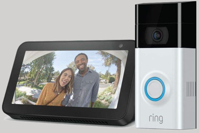amazon shatters the prices on ring video doorbells and throws in a free show 5 doorbell 2 with echo 01  1