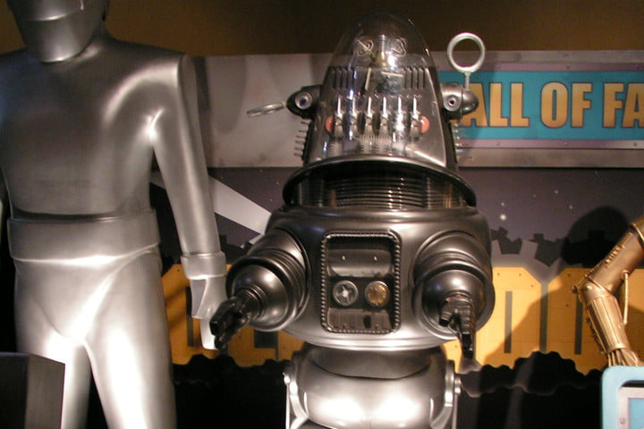 robby the robot auction