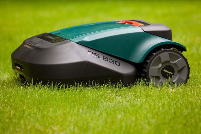 Robomow RS630 smart lawnmower