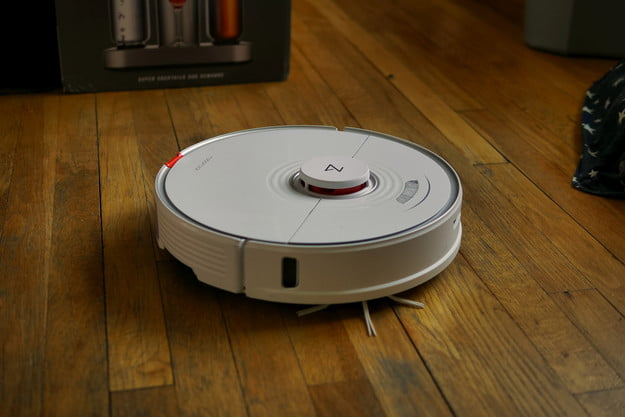 Roborock S7 Review side view