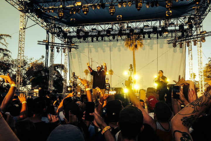 snapchat music festival deal run the jewels fyf fest