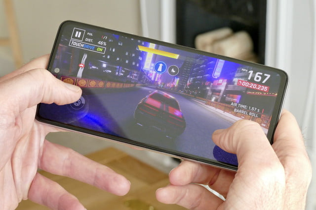 samsung galaxy a52 5g review game