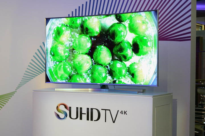 amazon will bring hdr this year transparent bosch samsung suhd tv 4k 2015 ny event 11