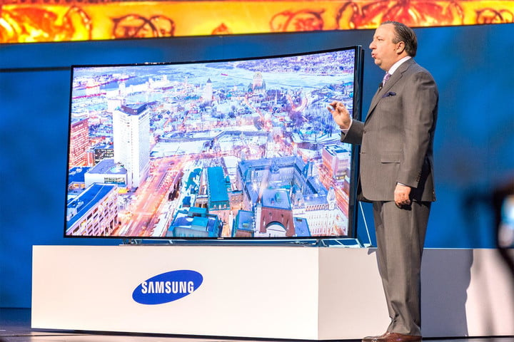 samsung outlines plans create momentum swing 4k content 2014 ultra hd tv