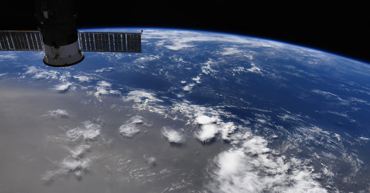 Check out Crew Dragon astronaut's stunning Earth photos captured from ISS