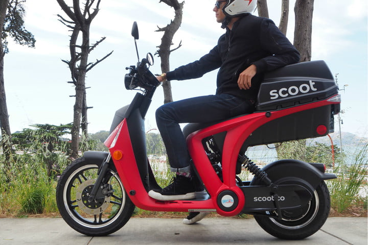 Scoot Networks teams up with Genze