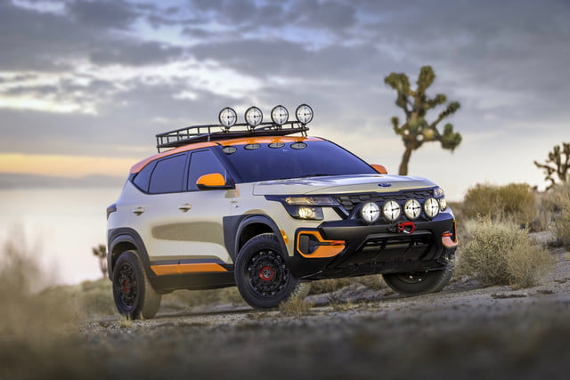 2021 kia seltos makes us debut at 2019 los angeles auto show x line concepts