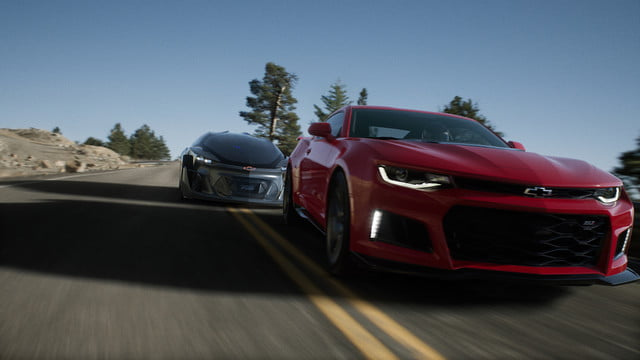 epic games unreal engine 4 powers new chevrolet car customizer shot 02 final exterior in