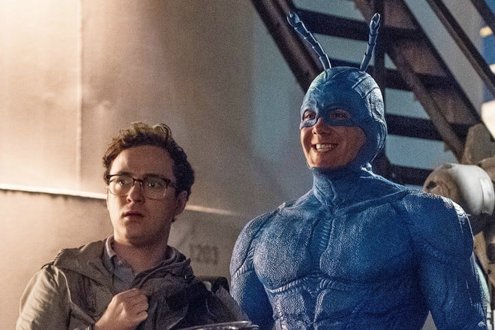 best new shows and movies to stream: The Tick