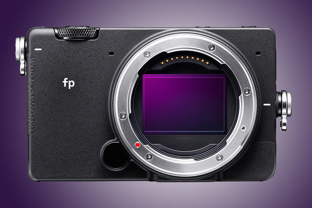 sigma fp worlds smallest full frame mirrorless camera news featured